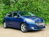 2012 Peugeot 208 E-HDI ALLURE Hatchback Diesel Manual