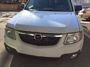 2008 Mazda Tribute (with winter tires and rims) West Island Greater Montréal image 7