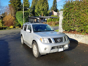 2010 Nissan Pathfinder SE 4WD 4.0L V6