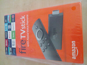 Amazon Fire Stick Android TV.