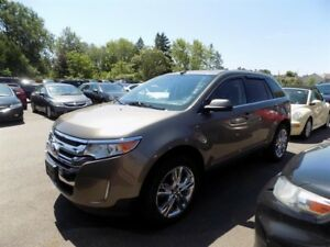 Ford EDGE 4dr Limited AWD 2012