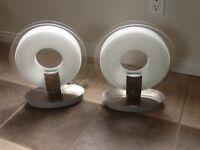 Lampes modernes 30$