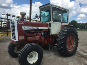 Wanted 806/706 IHC tractor