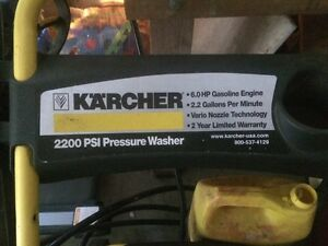 Presure Washer