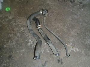 Pièces et tuyaux système refroidissement KLR 650 1987 À 2007