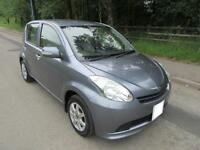 PERODUA MYVI 1.3 SXi 5 DOOR HATCH IN SILVER 54,000 MILES