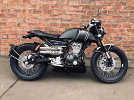 NEW Euro4 Mondial Hipster - save £500! Own this bike for only £14.65 a week