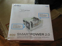 Brand new Antec 400 watt computer power supply