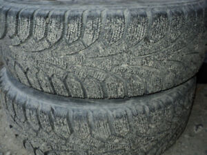 Winter Tire's with Rims