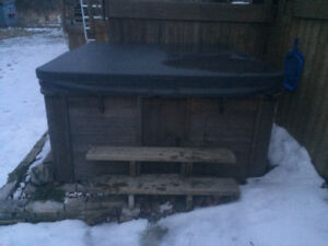 Hot Tub For Sale!!!