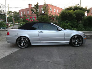 2005 BMW 3-Series 330ci m package Convertible