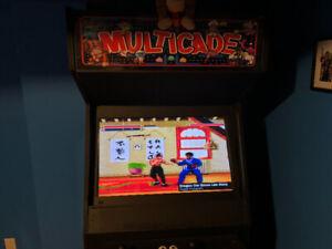 Arcade Cabinet 3000+ games