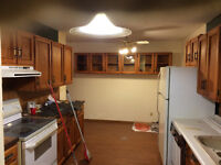 New 2 rooms and a sitting room (upper level) Beddington 78NE