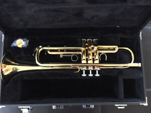 Used mint condition trumpet