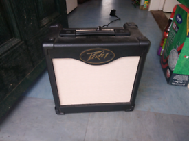 PEAVEY CLASS A TUBE GUITAR AMPLIFIER
