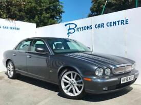 2006 56 Jaguar XJ Series 3.0 Auto XJ6 Sovereign for sale in AYRSHIRE