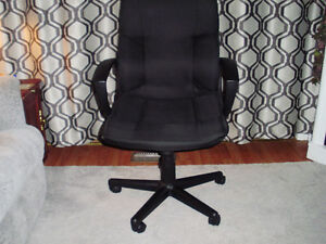 Office Chair (fabric) for Sale Cambridge Kitchener Area image 4