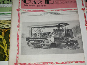 OLD GAS ENGINE AND TRACTOR MAGAZINES MINT . Windsor Region Ontario image 6