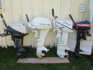 Outboard Motors for Parts