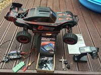 KYOSHO Scorpion B-XXL RC BAJA BUGGY RTR. Brushless Complete. 1/7th Scale