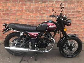 NEW Euro4 Bullit Spirit 125 learner legal own this bike for only £12.98 a week