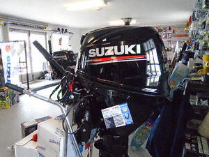 4-Stroke Suzuki Motors For Sale: DF6AS, DF20AES and DF25ATHS