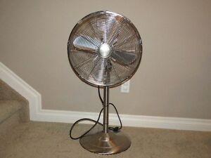 Stainless steel Fan $30.00