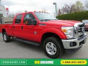 2016 Ford F250SD XLT FX4 DIESEL 4X4 AUT MAGS A/C CAMERA GR ELECT