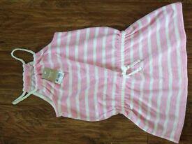 Next Girls Size 6 Summer Dress