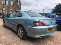 PEUGEOT 406 COUPE 3.0 AUTOMATIC WARRANTY 12 MONTHS MOR SERVICE HISTORY