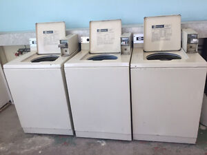 Coin Operated Maytag Washing Machines