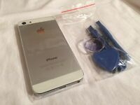 New iPhone 5/5s back panel - White