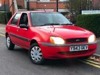 2001 FORD FIESTA 1.25i LX 16v ** IDEAL FIRST CAR ** MOT 06/2021 ** A/C + SUNROOF