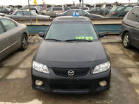 2002 Mazda Other ES Wagon