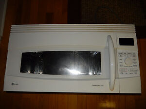 GE Convection Microwave Oven