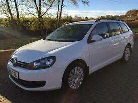 VOLKSWAGEN GOLF 1.6 TDi BLUEMOTION TECH SE 5DR 2012 12