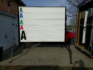Mobile Signs- great year round income, make your own hours!