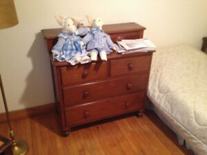 Estate Sale - Early 20th century dresser