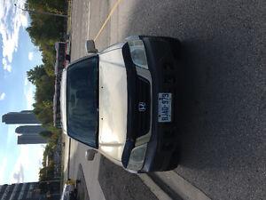 2001 Honda CR-V SUV SUV, Crossover