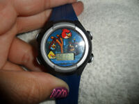 Angry Birds and Cars Watches For sale
