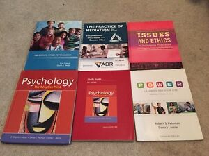 Behavioural Psychology First and Second year books