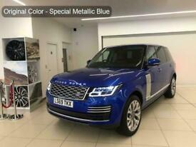 2019 Land Rover Range Rover AUTOBIOGRAPHY ESTATE Hybrid Automatic