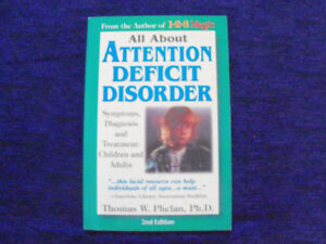 Book Attention Deficit Disorder