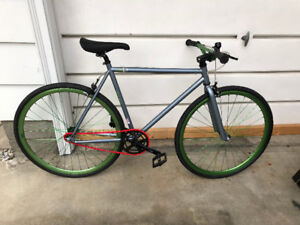 Brand new single speed bike