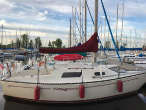 Priced to Sell, Excellent Condition-Mirage 26 Sailboat for Sale