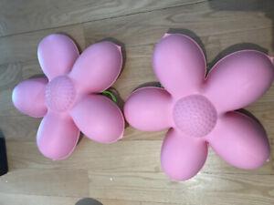 Luminaire Ikea pour enfants & deco rose