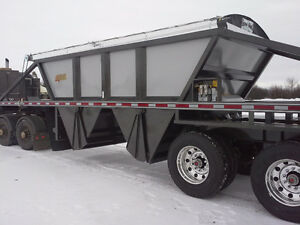 Belly Dump Trailers Direct From Factory Moose Jaw Regina Area image 3