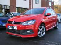 2014 VW Polo 1.2 R-Line Style,1 LADY OWNER,GEN 30,000 MILES,FULL VW HISTORY!!!
