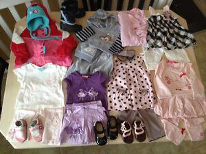 Vêtements 6 à 12 mois fille