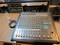 console amplifiee yorkville ap312